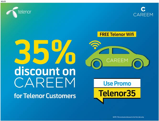 Careem-Telenor