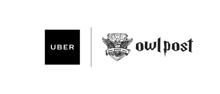 Owlpost Uber Logo Match