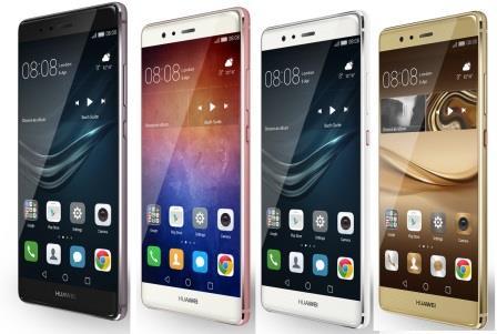 HuaweiP9-Sales