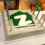 Zameen10-Cake
