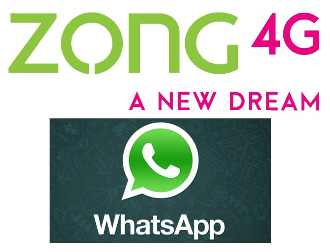 Zong-WhatsApp