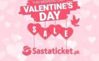 Sastaticket-Valentine