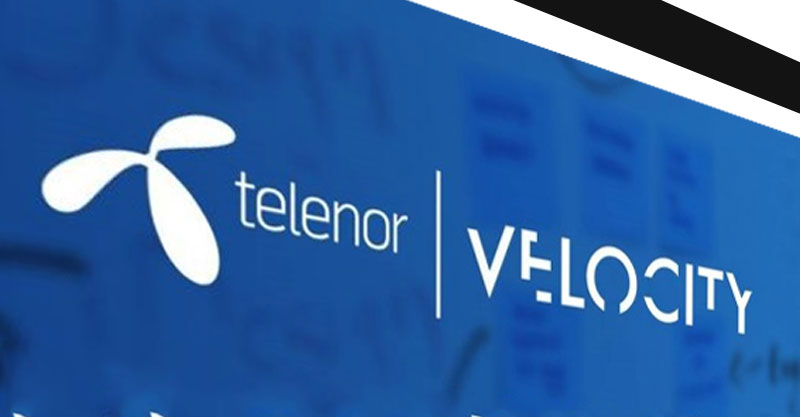 TelenorVelocity-Startup
