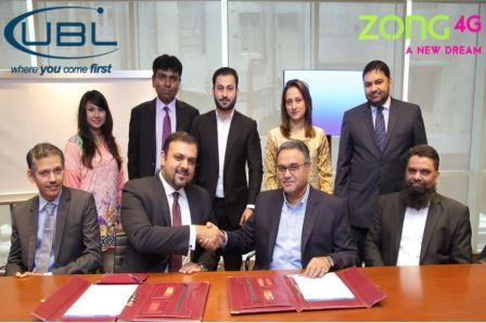 Zong-UBL