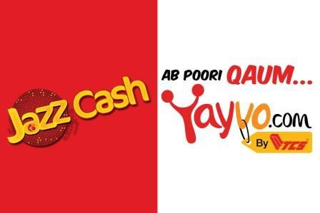 JazzCash-Yayvo