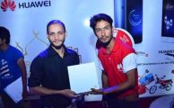 1st Lucky Draw Held of Huawei's Exciting Ramadan Campaign