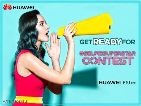 Huawei-SelfieSuperstar