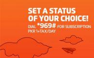 Ufone-MyStatus