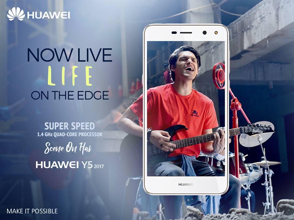 HuaweiY5-2017