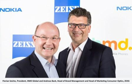 President, HMD Global-ZEISS