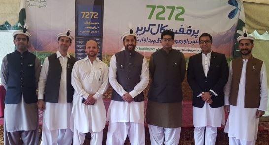 Telenor-Khushaal Zamindaar
