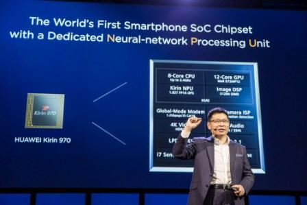 Kirin970-Huawei