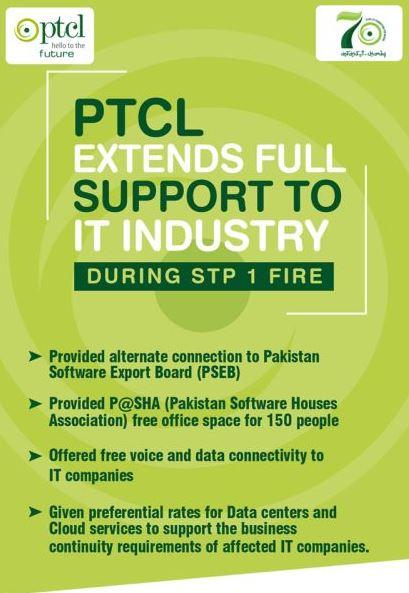 PTCL-STP
