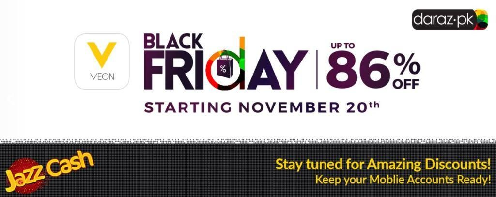 DarazJazzCash-BlackFriday2017