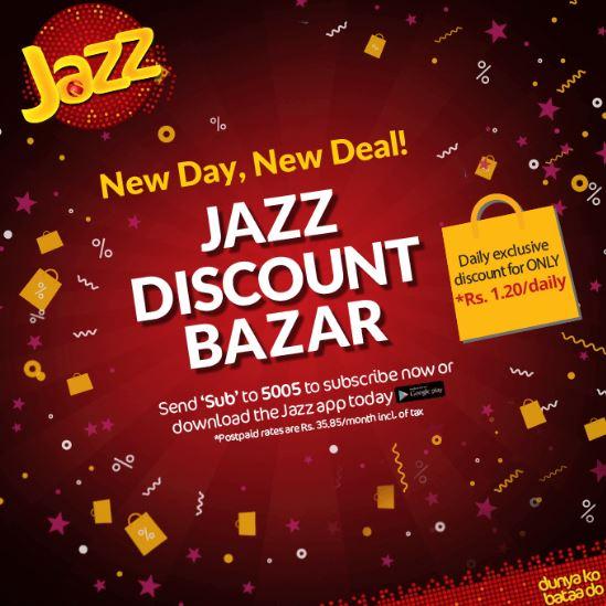 JazzDiscountBazar