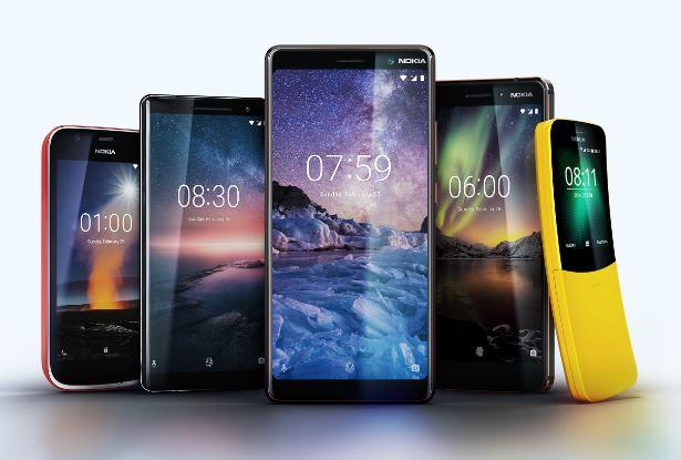 NokiaMWC2018