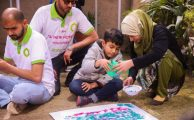 Zong 4G Employees Spend a Day Volunteering at the Autism Research Center