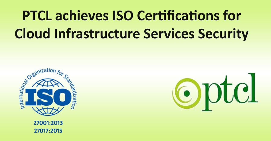 PTCL-ISOCerrtifications