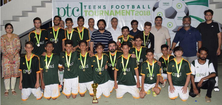 PTCL-Football-Teenagers