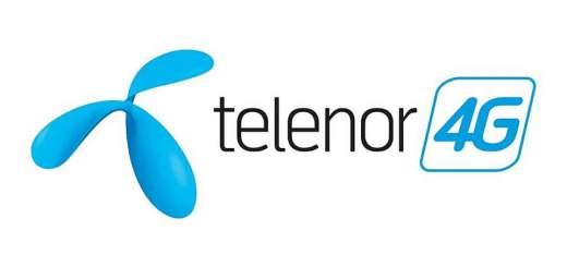 Telenor4G-Logo