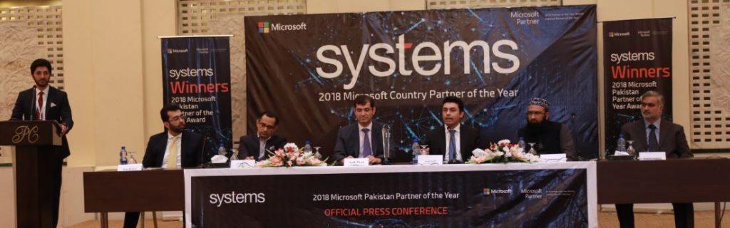 Systems-MicrosoftAward