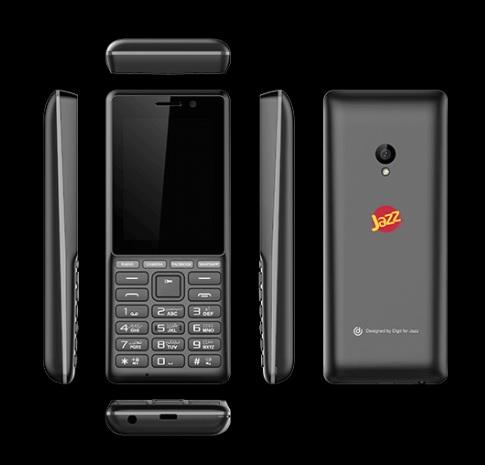 JazzDigit4G-Phone