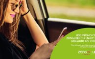 Zong 4G Exclusively Partners with Uber to Offer Discounted Rides for its Customers