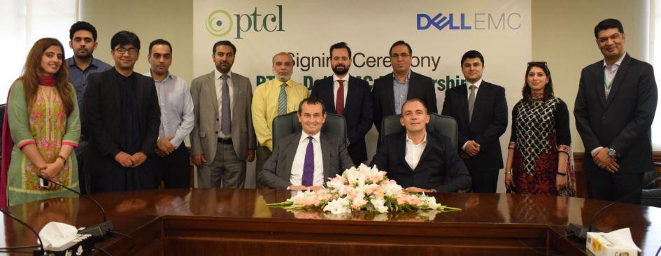 PTCL-DellEMC