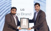LG Electronics Awarded 'Pakistan's Top Brand' Award in Durables 'Colour Television' Category
