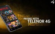 Telenor4G-Neflix